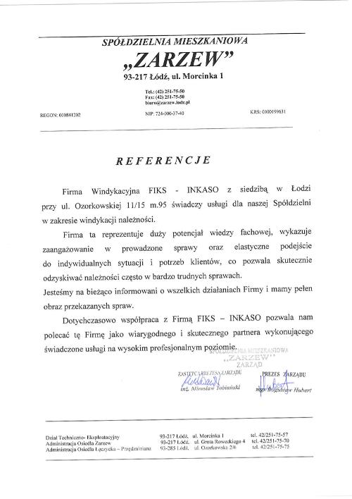 SM Zarzew